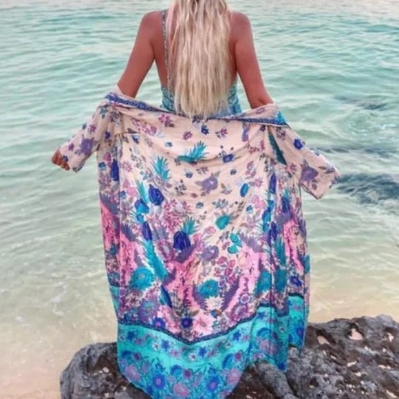 Spell & The Gypsy Collective Other - NWT Spell & the gypsy collective Mermaid duster